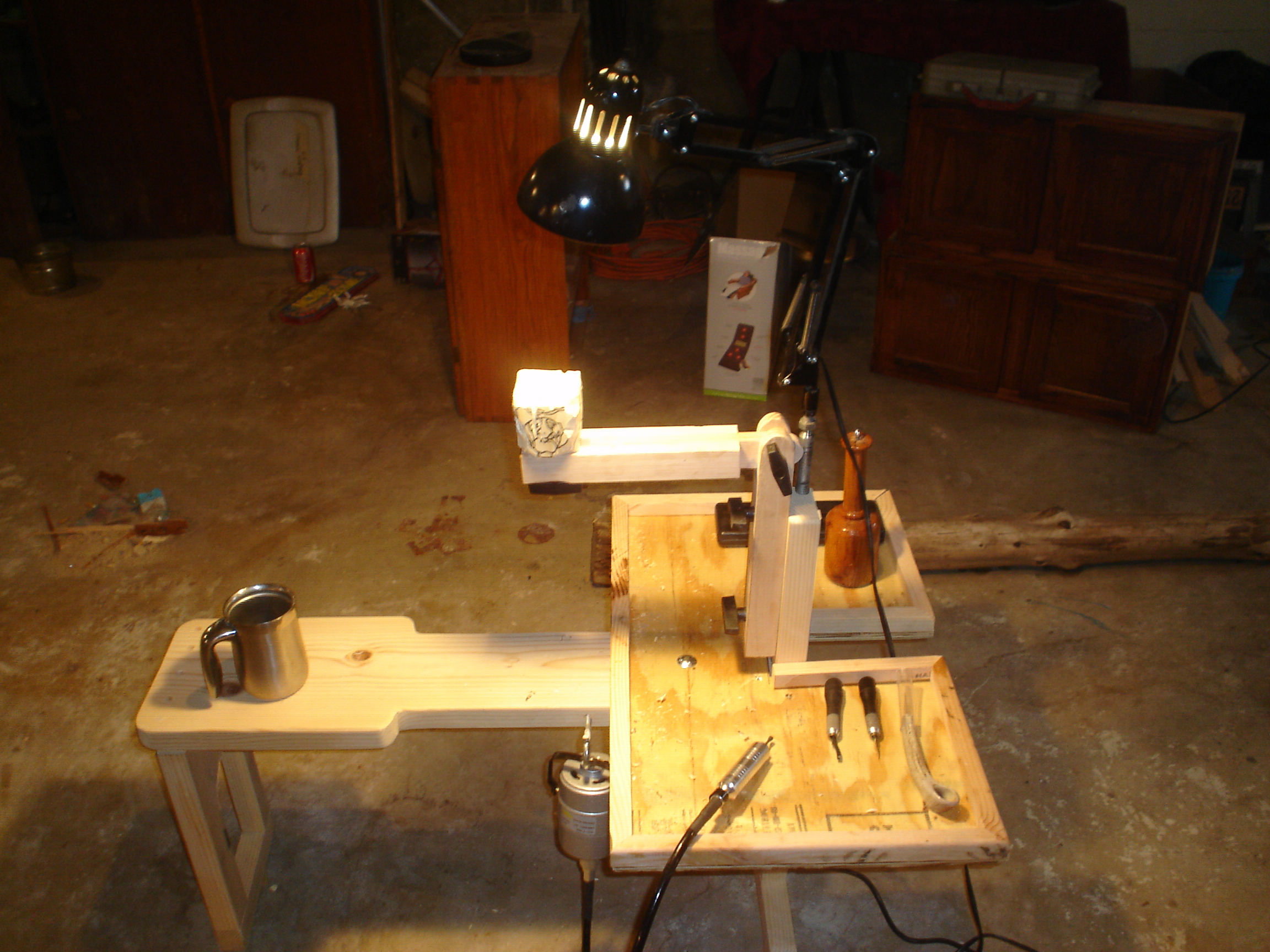 Woodworking plans make wood carving bench pdf